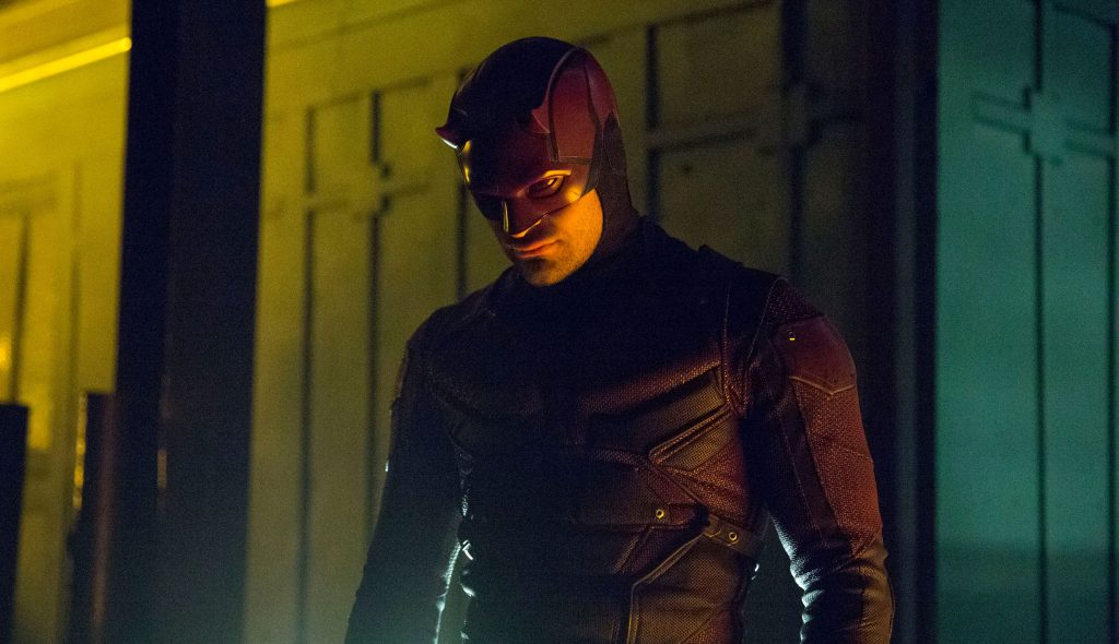 Daredevil Sci fi Netflix