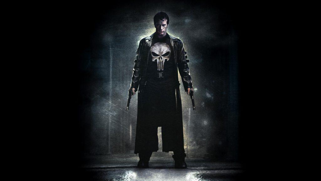 Punisher Sci fi Netflix