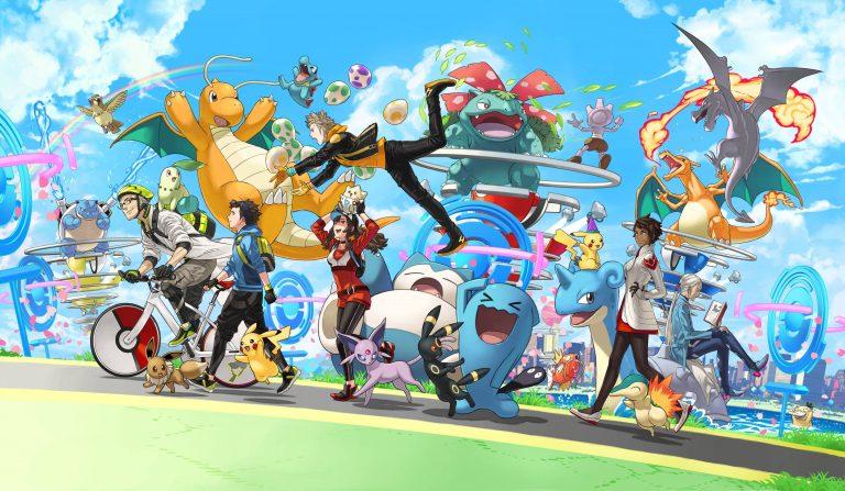 Team Pokemon GO