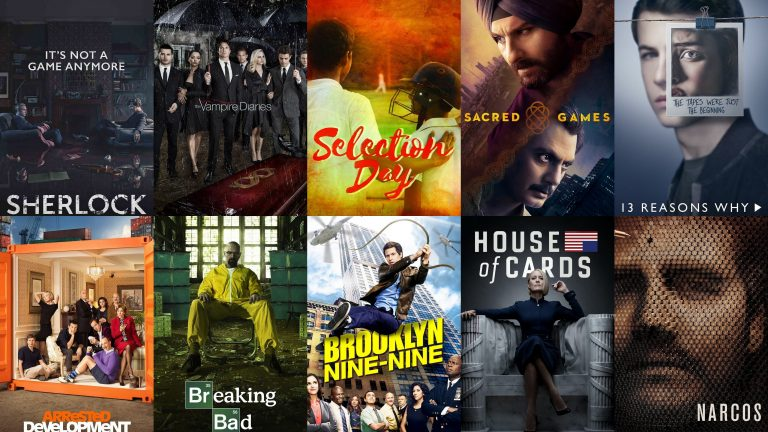 2019 TV Series