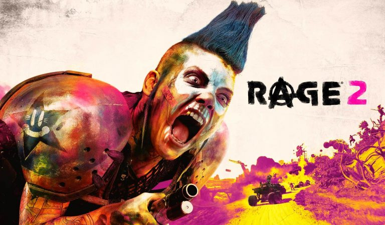 How to unlock cheats in RAGE 2