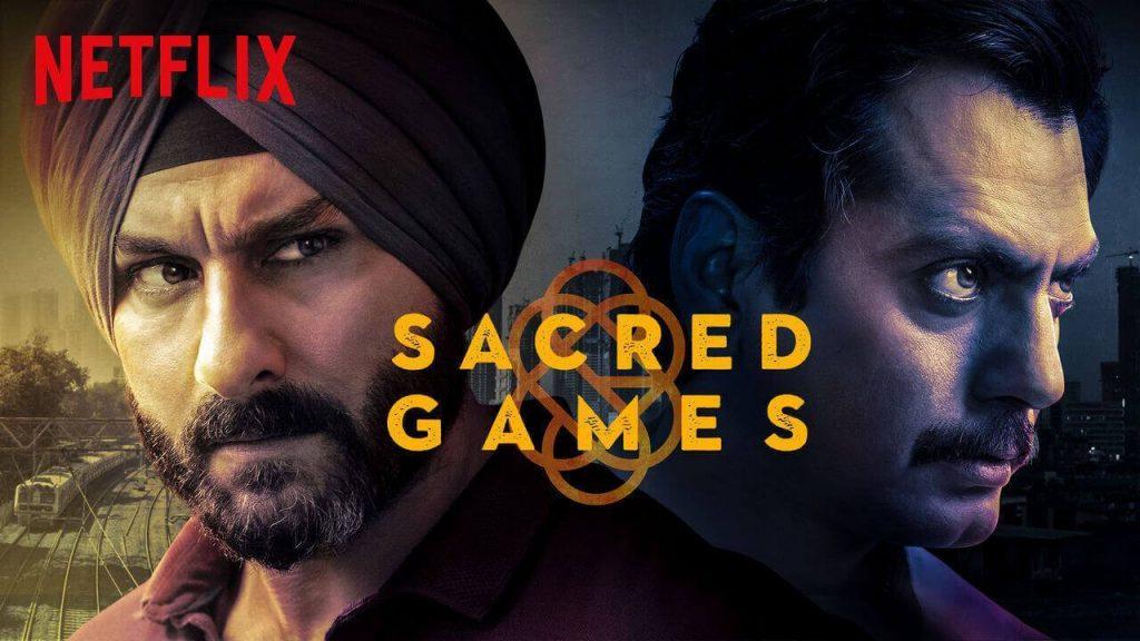 Netflix sacred games