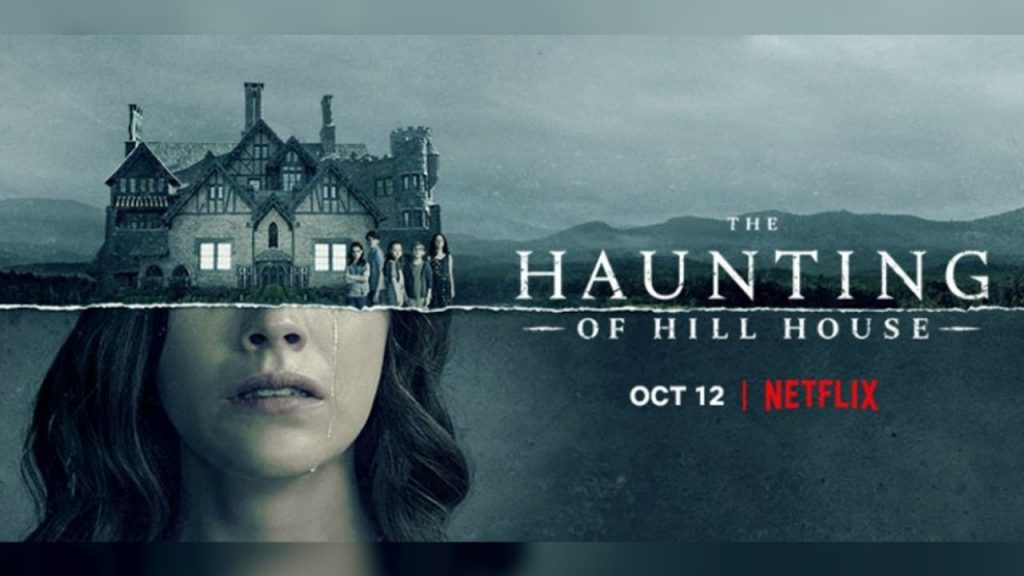 Netflix The haunting of the hill house