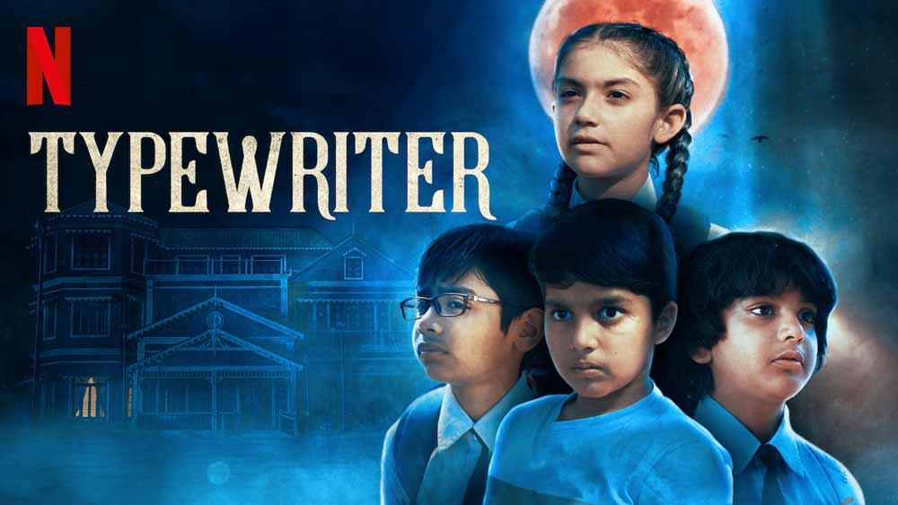 Netflix Typewriter