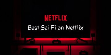 Best Netflix Sci fi shows - series gamer