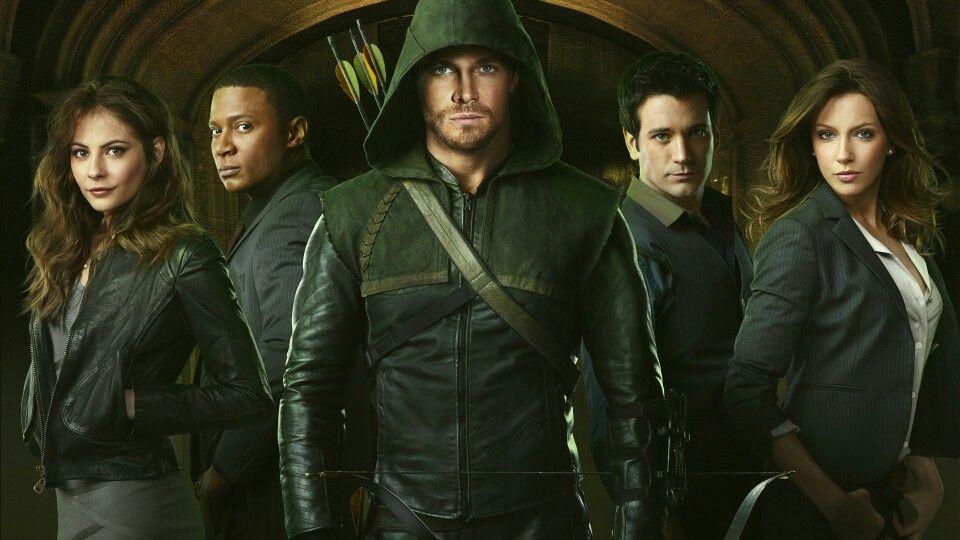 Green Arrow - Sci fi Netflix Show