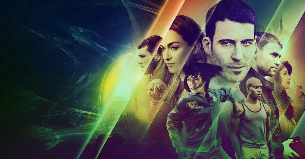 Sense8 - Sci fi Netflix Show